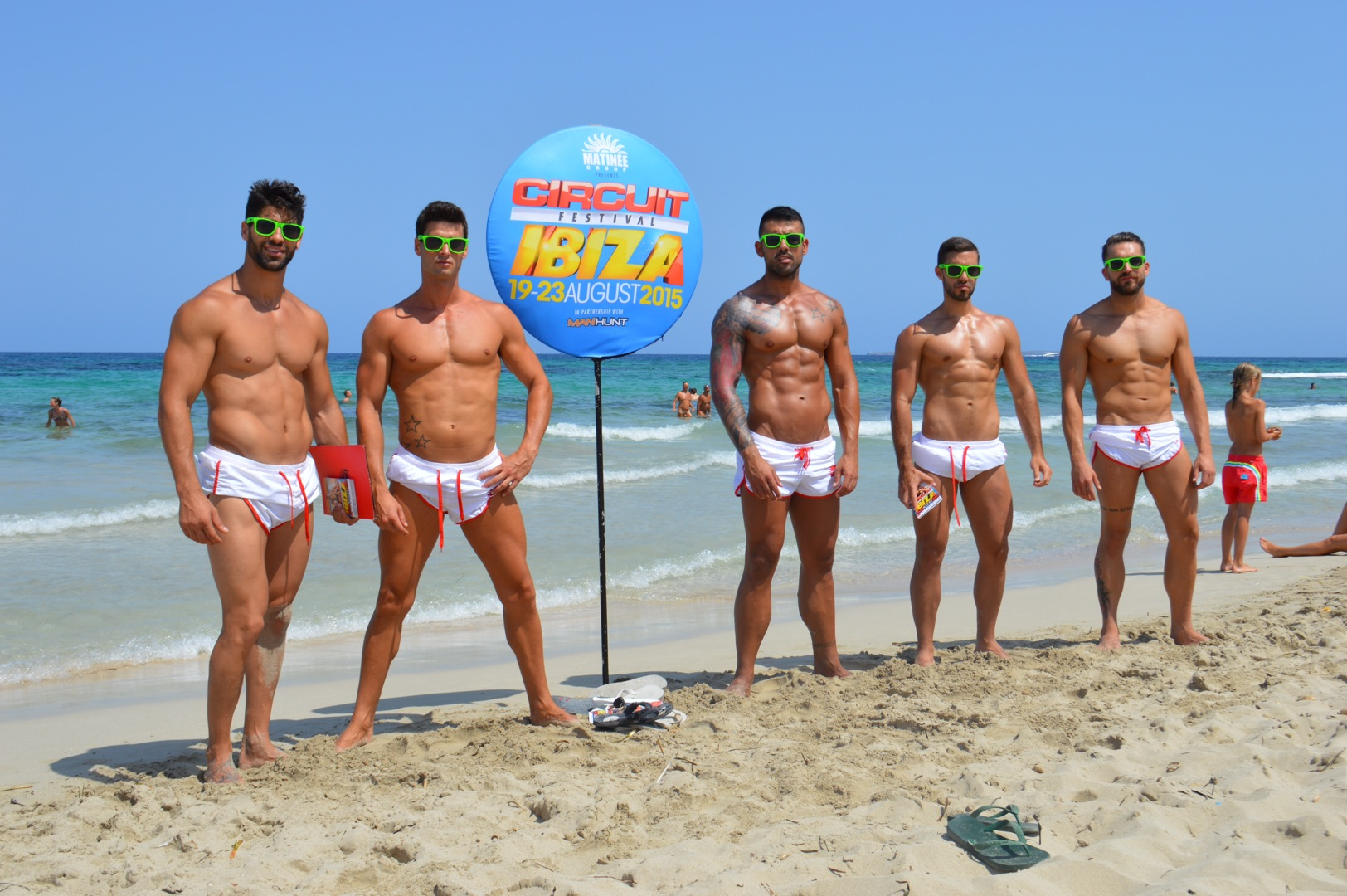 hunks escorte prague
