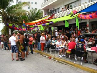 Bar Gay Miami Palace South Beach